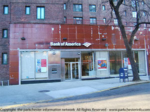 BANK OF AMERICA - 65 METROPOLITAN OVAL, PARKCHESTER, BRONX, NEW YORK