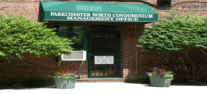 Parkchester north condominium management office